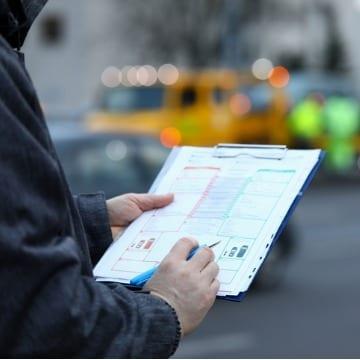 Filling Insurance Form